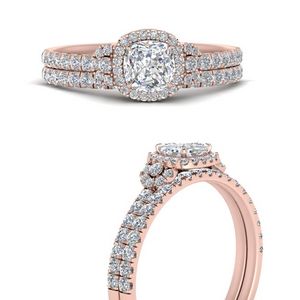 delicate-cushion-cut-halo-engagement-ring-with-diamond-matching-band-in-FD9821CUANGLE3-NL-RG