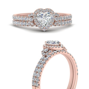 delicate-heart-shaped-halo-engagement-ring-with-diamond-matching-band-in-FD9821HTANGLE3-NL-RG