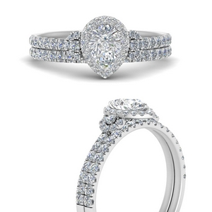 delicate-pear-shaped-halo-engagement-ring-with-diamond-matching-band-in-FD9821PEANGLE3-NL-WG