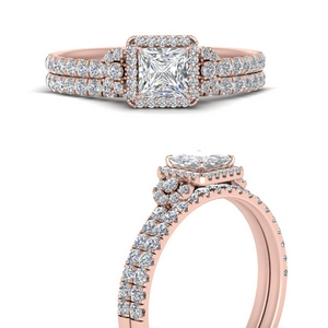 delicate-princess-cut-halo-engagement-ring-with-diamond-matching-band-in-FD9821PRANGLE3-NL-RG