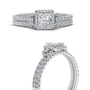 delicate-princess-cut-halo-engagement-ring-with-diamond-matching-band-in-FD9821PRANGLE3-NL-WG
