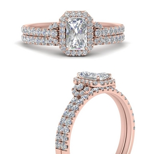 delicate-radiant-cut-halo-engagement-ring-with-diamond-matching-band-in-FD9821RAANGLE3-NL-RG