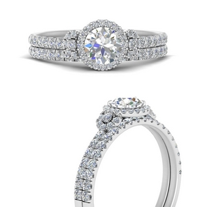 delicate-round-cut-halo-engagement-ring-with-diamond-matching-band-in-FD9821ROANGLE3-NL-WG