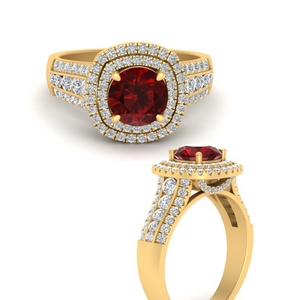 double-halo-big-ruby-engagement-ring-in-FD9824RORGRDANGLE3-NL-YG