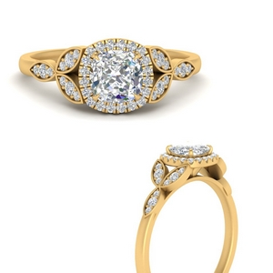 2-carat-cushion-cut-nature-inspired-diamond-engagement-ring-in-FD9827CURANGLE3-NL-YG