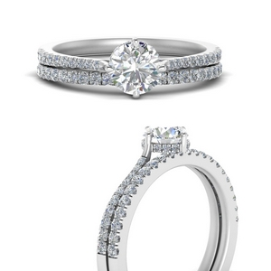 compass-point-under-halo-diamond-bridal-ring-set-in-white-gold-FD9833ROANGLE3-NL-WG