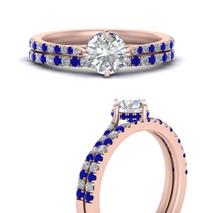 compass-point-under-halo-diamond-bridal-ring-set-with-sapphire-in-FD9833ROGSABLANGLE3-NL-RG