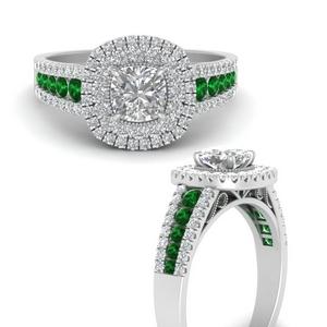 cushion-3-row-double-halo-emerald-engagement-ring-in-FD9900CURGEMGRANGEL3-NL-WG