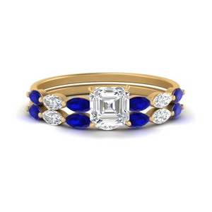 asscher-cut-single-prong-marquise-sapphire-engagement-ring-and-band-in-FD9939ASGSABL-NL-YG
