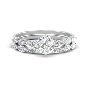 round-cut-single-prong-marquise-diamond-engagement-ring-and-band-in-FD9939RO-NL-WG