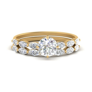 round-cut-single-prong-marquise-diamond-engagement-ring-and-band-in-FD9939RO-NL-YG