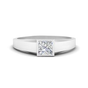 half-carat-princess-bezel-mens-engagement-ring-in-FD9943PRR-NL-WG