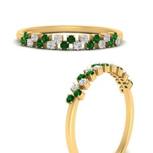 minimalist-emerald-stacking-band-in-FD9962BGEMGRANGLE3-NL-YG