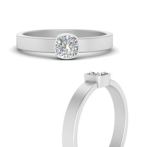 simple-bezel-cushion-cut-solitaire-engagement-ring-in-FD9964CURANGLE3-NL-WG