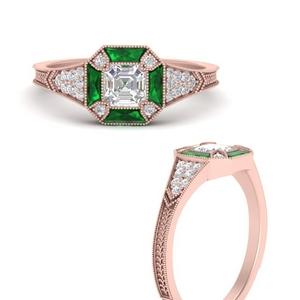 asscher-cut-georgian-emerald-engagement-ring-in-FD9976ASRGEMGRANGLE3-NL-RG
