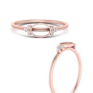 east-west-semi-mount-bezel-cluster-delicate-diamond-engagement-ring-in-FD9983SMRANGLE3-NL-RG