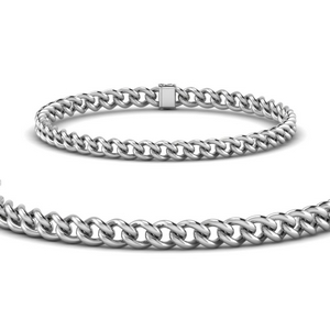 Baeutiful Cuban Link Bracelet