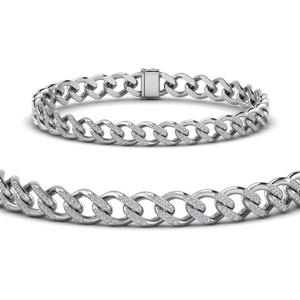 Diamond Bangle Bracelets