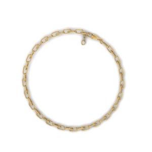 Paper Link Chain Bracelet
