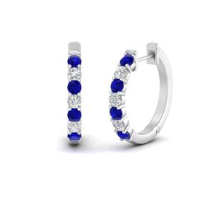 half-carat-delicate-diamond-hoop-earrings-with-sapphire-in-FDEAR9783GSABL-NL-WG