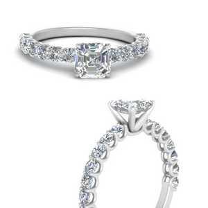 asscher-cut-moissanite-classic-diamond-ring-in-FDENR1718ASRANGLE3-NL-WG