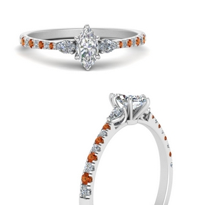 pear-3-stone-cathedral-marquise-cut-diamond-engagement-ring-with-orange-sapphire-in-FDENR263MQRGSAORANGLE3-NL-WG