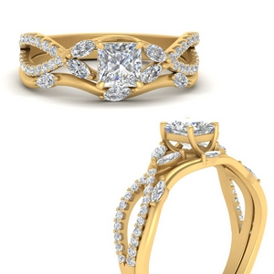 vine-willow-princess-cut-diamond-ring-with-willow-wedding-set-in-FDENR3211BPRANGLE3-NL-YG