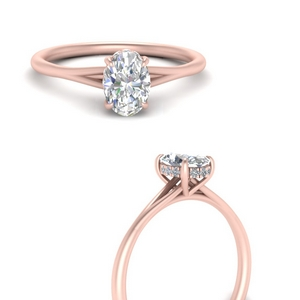 Lab Created Engagement Rings