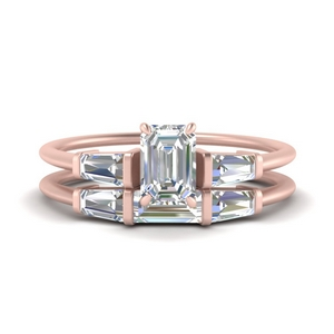emerald-cut-bar-set-diamond-ring-with-matching-3-baguette-wedding-band-in-FDENS100EM-NL-RG