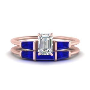 emerald-cut-bar-set-sapphire-ring-with-matching-3-baguette-wedding-band-in-FDENS100EMGSABL-NL-RG