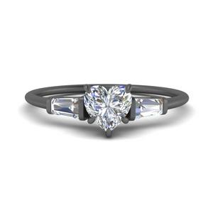 heart-shaped-baguette-3-stone-black-gold-engagement-ring-in-FDENS100HTR-NL-BG