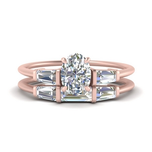 oval-shaped-bar-set-diamond-ring-with-matching-3-baguette-wedding-band-in-FDENS100OV-NL-RG