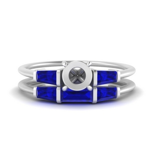 semi-mount-bar-set-sapphire-ring-with-matching-3-baguette-wedding-band-in-FDENS100SMGSABL-NL-WG