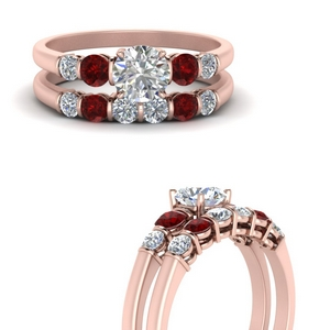 bar-set-round-cut-diamond-matching-wedding-band-with-ruby-in-FDENS3072ROGRUDRANGLE3-NL-RG