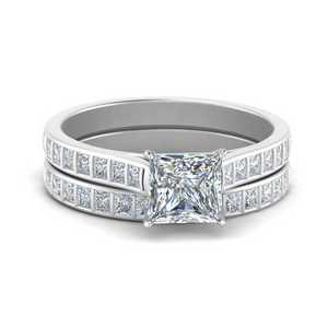 princess-cut-accented-diamond-engagement-ring-set-in-FDENS3078PR-NL-WG