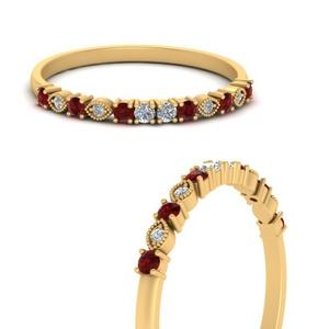Delicate Vintage Stacking Ring