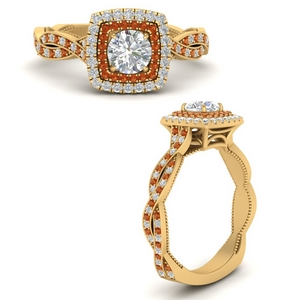 round-cut-double-halo-engagement-diamond-ring-with-orange-sapphire-in-FDENS3203RORGSAORANGLE3-NL-YG