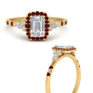 emerald-cut-halo-antique-diamond-engagement-ring-with-ruby-in-FDENS3234EMRGRUDRANGLE3-NL-YG