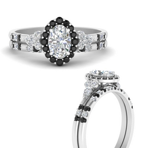oval-halo-edwardian-wedding-ring-and-band-with-black-diamond-in-FDENS3234OVGBLACKANGLE3-NL-WG