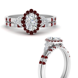 oval-halo-edwardian-diamond-wedding-ring-and-band-with-ruby-in-FDENS3234OVGRUDRANGLE3-NL-WG