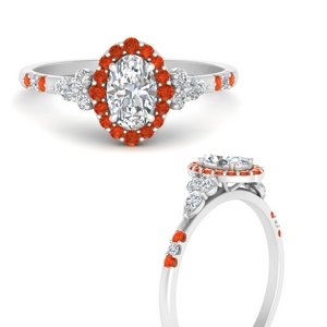 oval-halo-edwardian-diamond-engagement-ring-with-orange-topaz-in-FDENS3234OVRGPOTOANGLE3-NL-WG