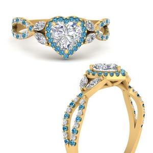 heart-blue-topaz-halo-split-engagement-ring-in-FD1042HTRGICBLTOANGLE3-NL-YG