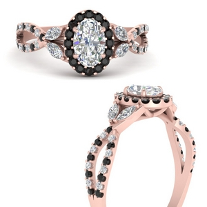 floral-halo-twisted-oval-shaped-engagement-ring-with-black-diamond-in-FDENS3303OVRGBLACKANGLE3-NL-RG
