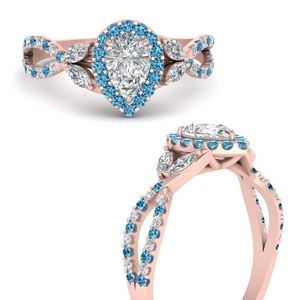 floral-halo-twisted-pear-shaped-diamond-engagement-ring-with-blue-topaz-in-FDENS3303PERGICBLTOANGLE3-NL-RG
