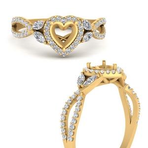 semi-mount-diamond-halo-split-engagement-ring-in-FD1042SMRANGLE3-NL-YG