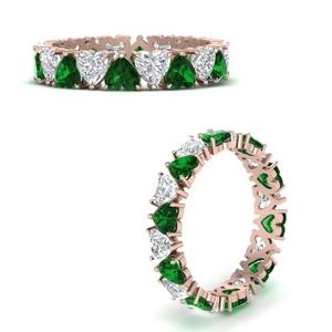 4-carat-heart-eternity-diamond-anniversary-band-with-emerald-in-FDEWB8439GEMGRANGLE3-NL-RG