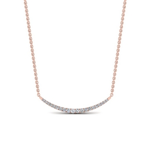 Cute Smile Diamond Pendant