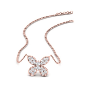 stacking-butterfly-diamond-necklace-in-FDPD9973-NL-RG