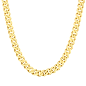 cuban-chains-14k-yellow-gold-for-men-9.5-mm-FDRC10336-22-9.5MM-NL-YG