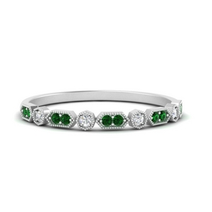 delicate-diamond-stacking-bands-with-emerald-in-FDWB9594GEMGR-NL-WG